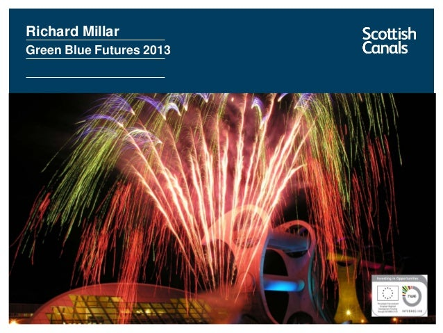 Richard Millar Green Blue Futures 2013