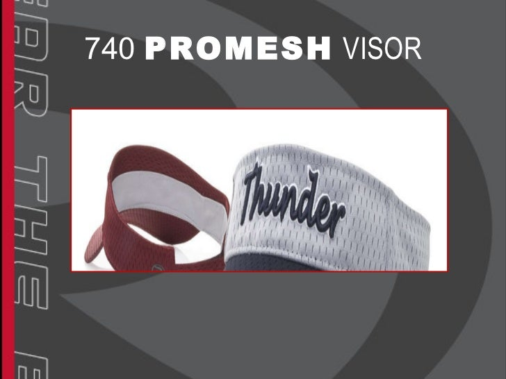 740  PROMESH   VISOR