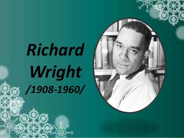 RichardWright/1908-1960/