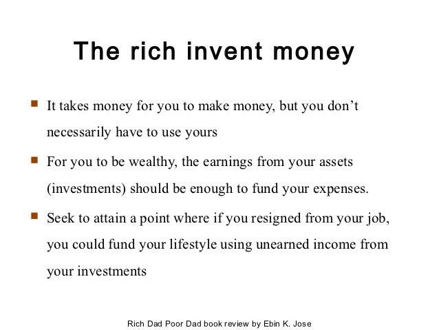 Rich Dad Poor Dad Quotes Simple Rich Dad Poor Dad Quotes Endearing 101 Robert Kiyosaki Quotes That
