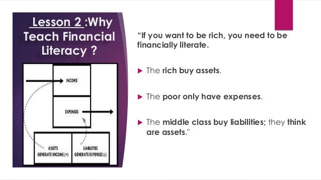 rich dad poor dad lesson 1 Rich dad, poor dad: what the rich teach their kids about money - that the poor and middle class do not  lesson 1: the rich don't work for money.