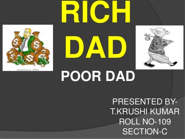 the rich dad and the poor dad pdf