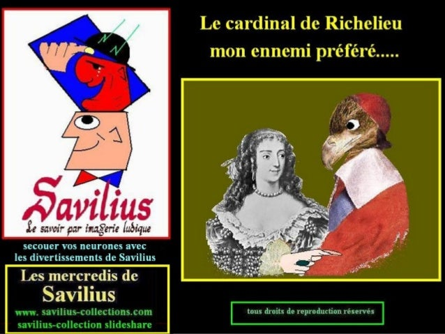 Richelieu mon ennemi préféré