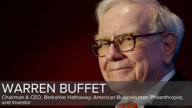 Business Advice From the Richest People in the World Slide 2