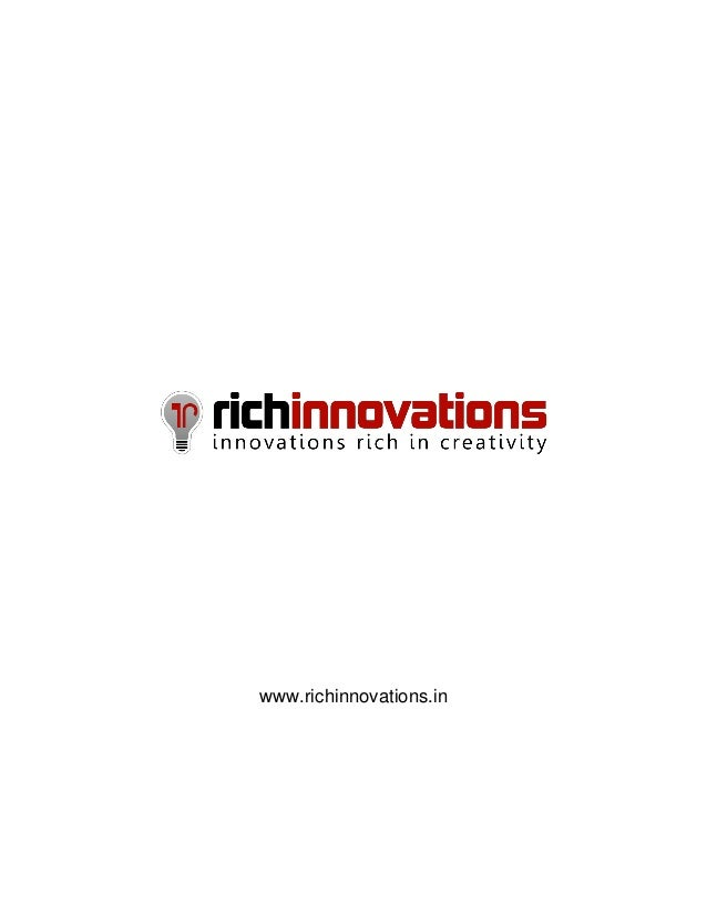 www.richinnovations.in