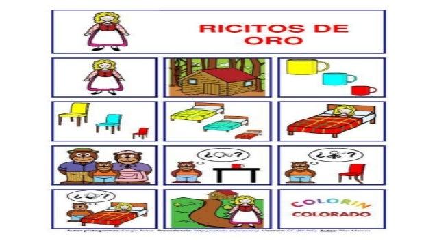 Ricitos De Oro Y Los Tres Osos (3