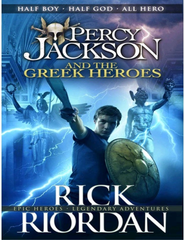 Percy Jackson Tales Of The Greek Heroes Pdf