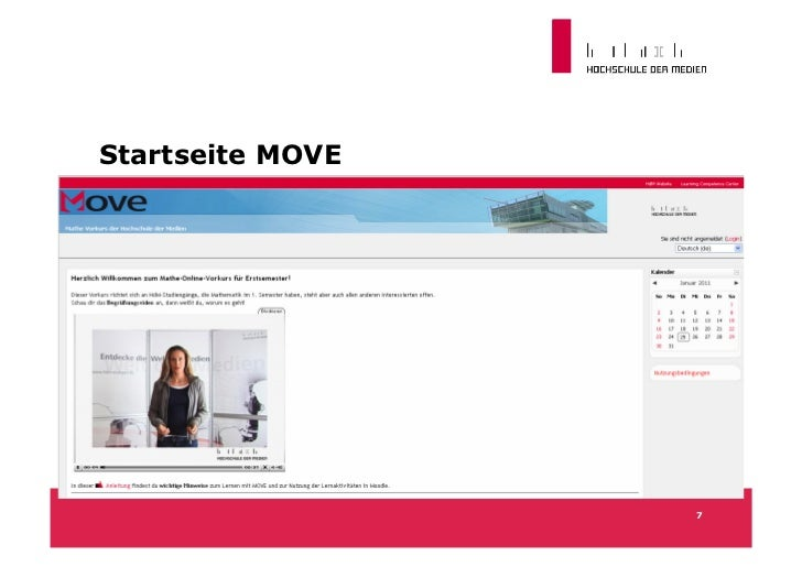 Startseite MOVE                  7
