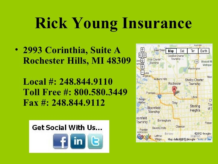 Rick young insurance preferred provider organization (ppo)