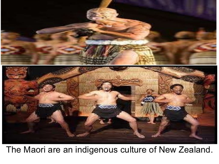 The Maori are an indigenous culture of New Zealand.