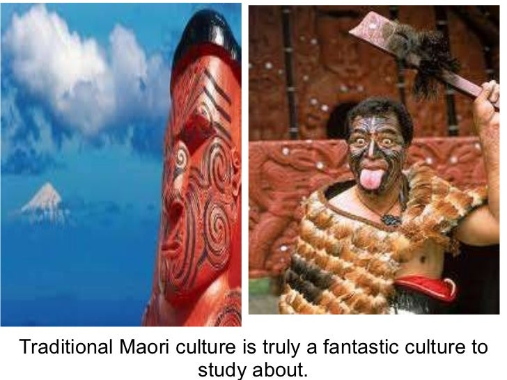 Traditional Maori culture is truly a fantastic culture to study about.