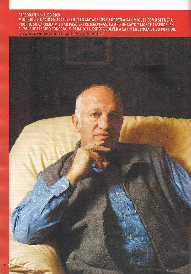 Cero Política: Aldo Rico