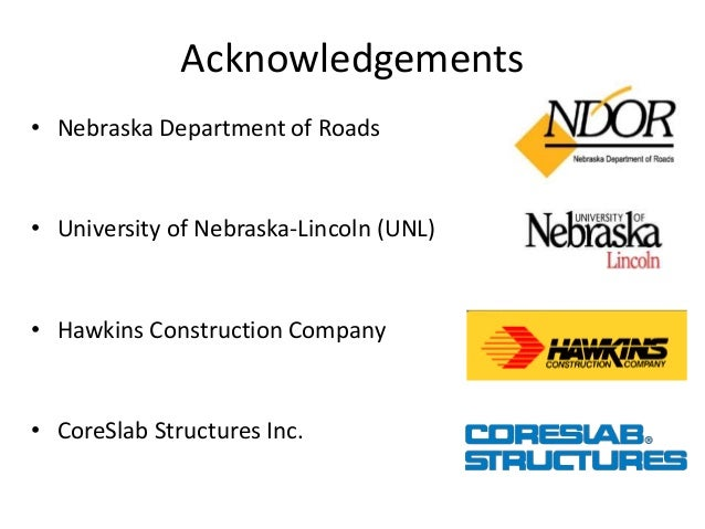 Nebraska Ready Mixed Concrete : Kearney precast concrete deck panel bridge project