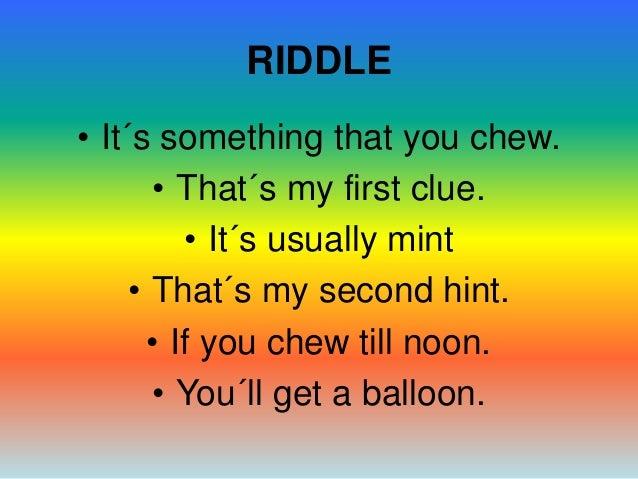 7 Seconds Riddles - 0425