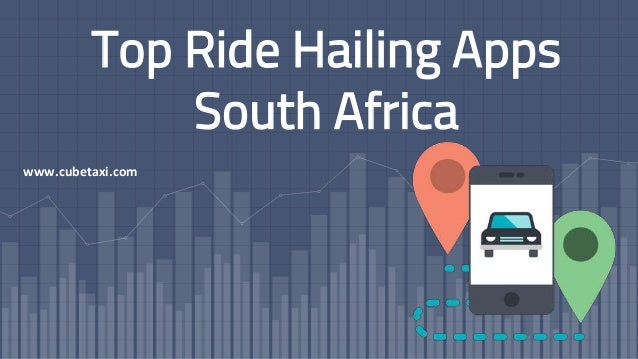 Top Ride Hailing Apps South Africa www.cubetaxi.com
