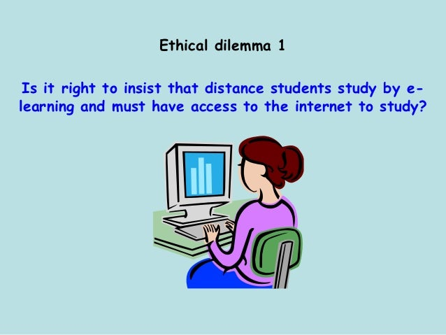 is this an ethical dilemma When writing an ethical dilemma paper or when attempting to resolve an ethical dilemma in practice, social workers should determine if it is an absolute or approximate dilemma distinguish between personal and professional dimensions and identify the ethical, moral, legal, and values considerations in the situation.