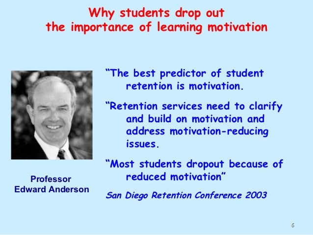 the role of motivation when teaching Teaching and researching motivation england: pearson education limited  the role of motivational thinking in autonomous language learning in little, .