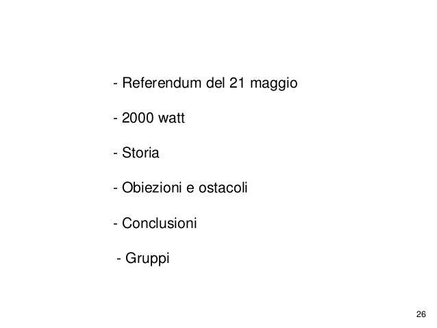 27 Referendum del 21 maggio 2017