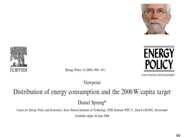70 Uso di energia pro capite in 70 Paesi e all'interno di ogni Paese Uso medio e uso del decile più ricco e del decile più...