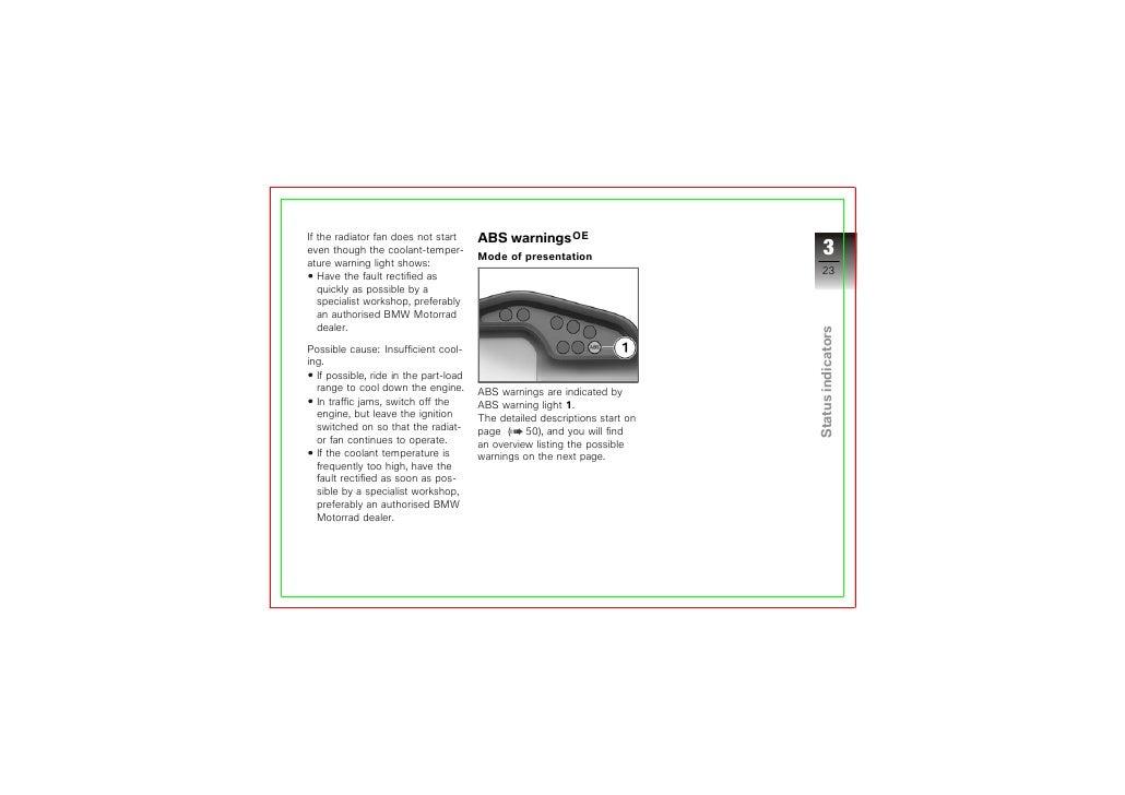 Rider S Manual K 1200 Lt 2008