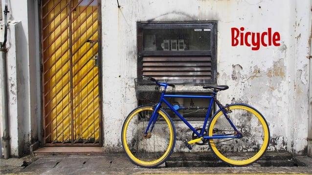 Bicicleta  Bicycle