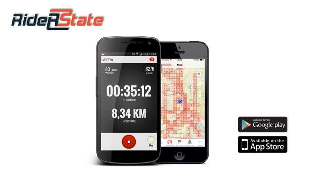 Turn on RiderState  santi@riderstate.com