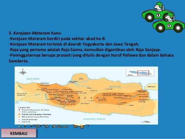 Peninggalan Kerajaan Hindu Budha di Indonesia