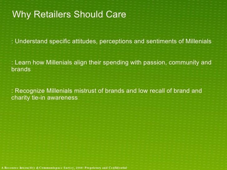 DIGITAL MILLENNIALS: Charitable Giving & Cause Marketing Slide 2