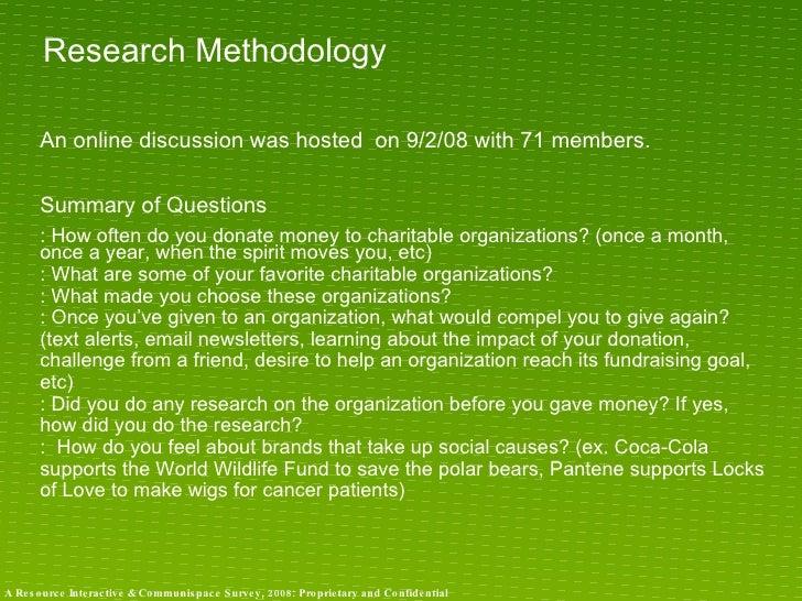 DIGITAL MILLENNIALS: Charitable Giving & Cause Marketing Slide 3
