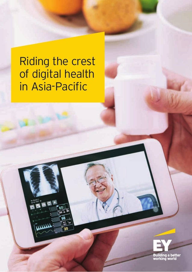 Riding the crest of digital health in Asia-Pacific