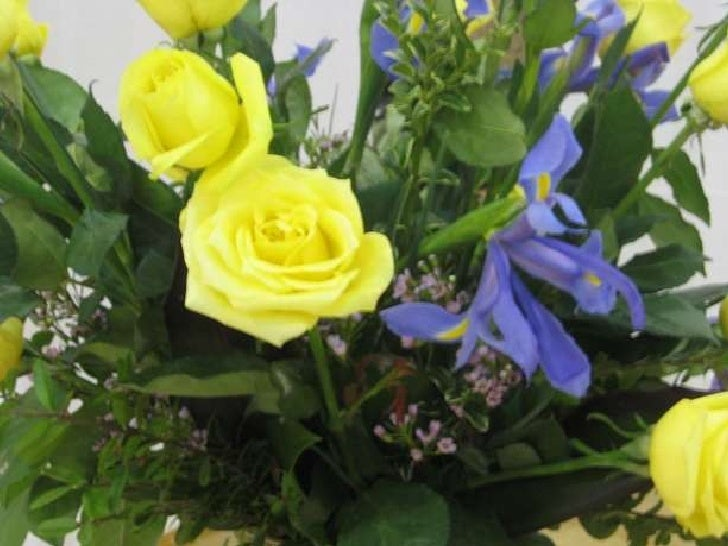 Ridvan 2008 Flowers Arrangements and Decor