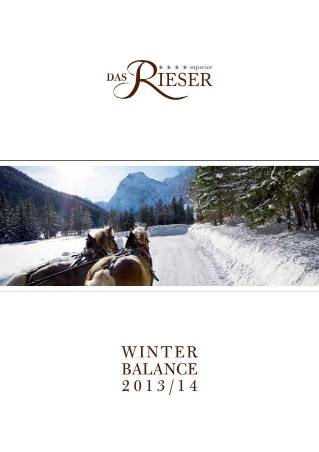 superior  DAS  Winter Balance 2013/14