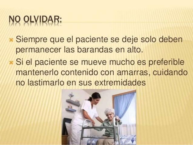 INTERVENCIONES  Uso de barandas  Uso de materiales especiales de piso en las áreas de pacientes (antideslizantes)  Cont...