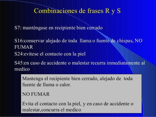 EXPOSICION¡EVITAR TODOCONTACTO!•INHALACIONSensación dequemazón, tos,dificultad respiratoria,pérdida delconocimiento(síntom...