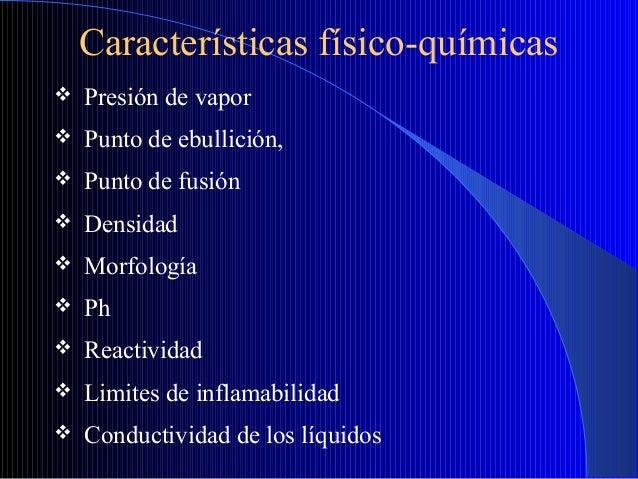 Clasificación de las sustancias en función desus características físico químicas Sustancias inflamables Sustancias combu...