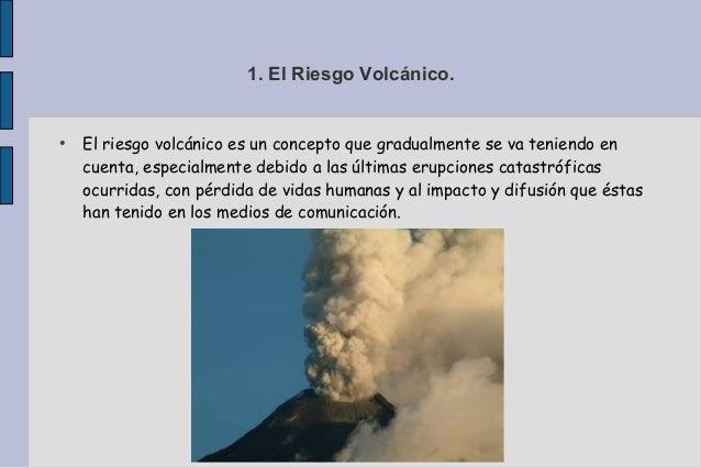 Riesgos de los volcánes en canarias. caty Slide 3