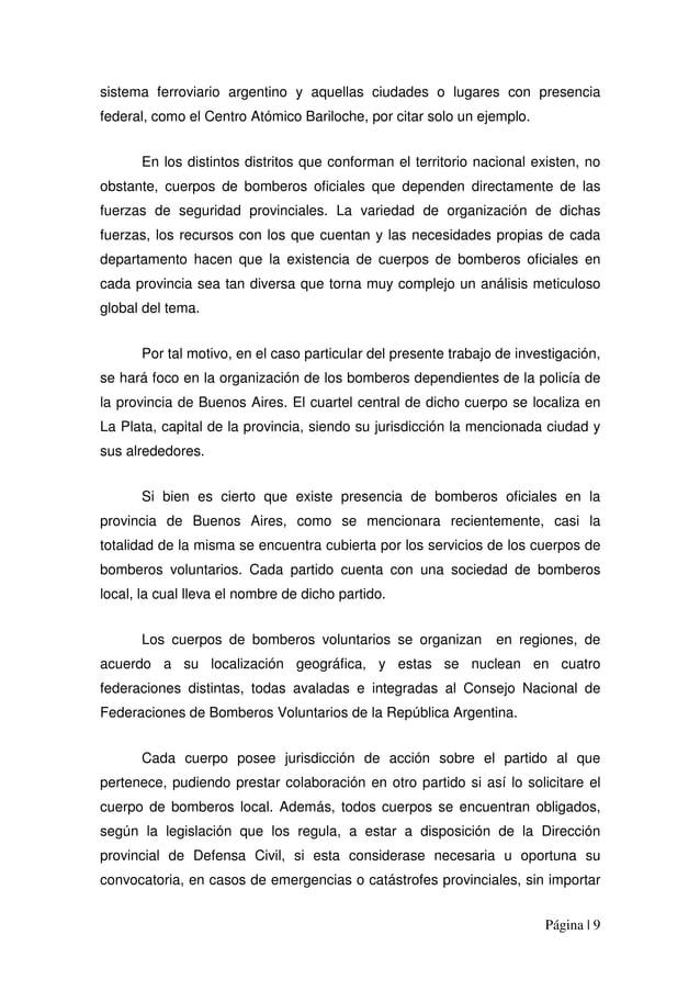 Página | 9 sistema ferroviario argentino y aquellas ciudades o lugares con presencia federal, como el Centro Atómico Baril...