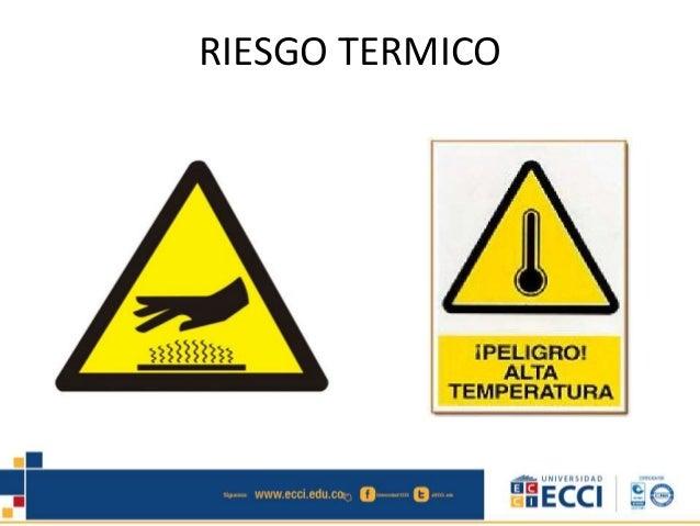 Riesgos fisicos for Isolamento termico alta temperatura