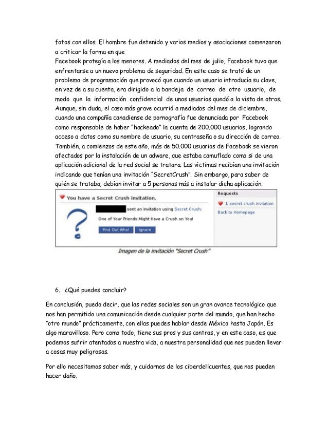 fotos con ellos. El hombre fue detenido y varios medios y asociaciones comenzaron   a criticar la forma en que   Facebook ...