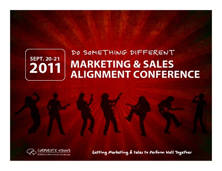 Getting Marketing & Sales to Perform Well Together