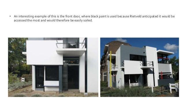 Rietveld schroder house