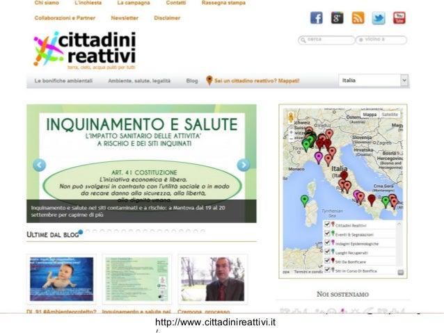 19 settembre 2015 Firenze: rifiuti zero, informazione e trasparenza @rosybattaglia http://www.cittadinireattivi.it