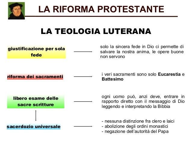 La Riforma protestante e Carlo V