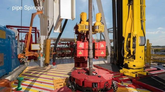 124 | Email : Eng20072007@gmail.com | YouTube : PetroleumandNaturalgasCoursesEng. Elsayed Amer 5. pipe Spinner