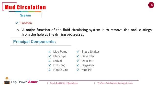 128 | Email : Eng20072007@gmail.com | YouTube : PetroleumandNaturalgasCoursesEng. Elsayed Amer o A major function of the f...