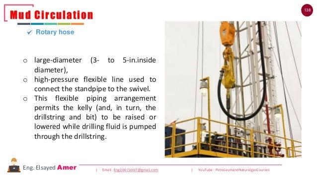 138 | Email : Eng20072007@gmail.com | YouTube : PetroleumandNaturalgasCoursesEng. Elsayed Amer o large-diameter (3- to 5-i...