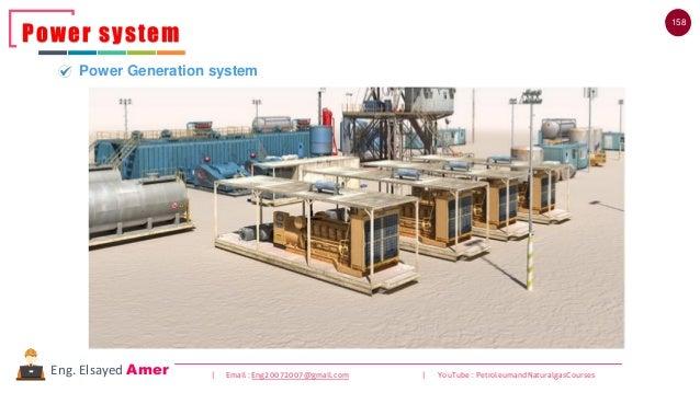 158 | Email : Eng20072007@gmail.com | YouTube : PetroleumandNaturalgasCoursesEng. Elsayed Amer Power system Power Generati...