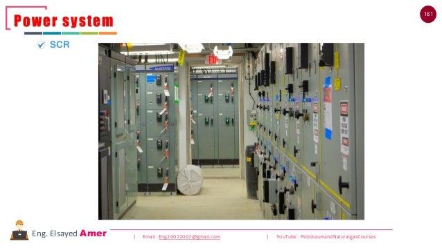 161 | Email : Eng20072007@gmail.com | YouTube : PetroleumandNaturalgasCoursesEng. Elsayed Amer Power system SCR