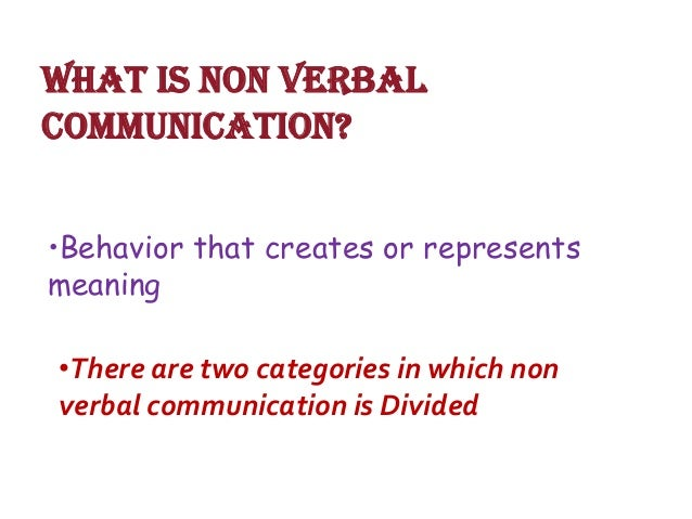 What are 12 components of non-verbal communication?
