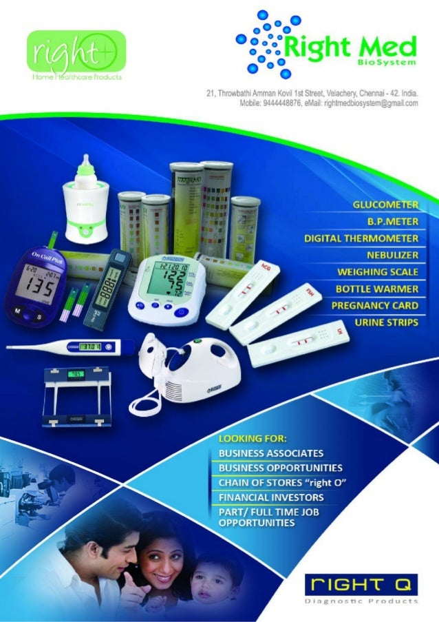 Right Med  Biosystem  ca 5 : : . r: o O L on as III!  (B L.  O a.  L O 0     Right Med Bio System is a distinguished in-vi...